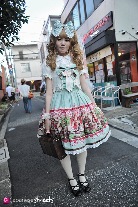 Frostinatorfashion Japanese Street Style Anime And Sushi
