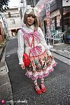 Japanese fashion-Harajuku,Tokyo,Baby the stars shine bright,Angelic Pretty,Swimmer