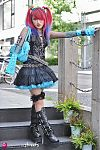 Japanese fashion-Harajuku,Tokyo,Ozzcroce,G2,Sword Fish,Demonia