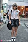 Japanese fashion-Harajuku,Tokyo,AArtirior Boa,Juetie