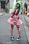 Japanese fashion-Harajuku,Tokyo,Bifuteki,KICK OUT,My Little Pony