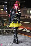 Japanese fashion-Setagaya,Tokyo,Halloween,Sexy Dynamite London,SUPER LOVERS,maniaQ,DEMONIA