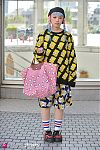 Japanese fashion-Shibuya,Tokyo,Mishika,Spiral,Jeremy Scott,AIRWALK