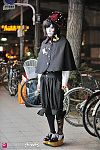 Japanese fashion-Setagaya,Tokyo,ALICE and the PIRATES,PEACE NOW,Vivienne Westwood