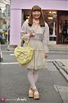 Japanese fashion-Harajuku,Tokyo,La Beau,flower caroline,Shimamura,Chacotte,Sanbiki no Koneko