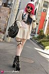 Japanese fashion-Harajuku,Tokyo,7th,LOVE GIRLS MARKET,Graniph,Spider Rock Web,Demonia