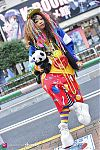 Japanese fashion-Ikebukuro,Tokyo,BIBIDE BABIDE BOO,SAFEUP,Homeless Party,TULTEX,SMILEY,BUFFALO