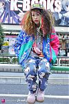 Japanese fashion-Ikebukuro,Tokyo,BIBIDE BABIDE BOO,Phuket,Casual Isle,Disney,Question Mark
