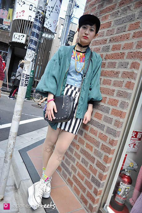 130407-8864 - Japanese street fashion in Harajuku, Tokyo