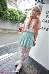 Japanese fashion-Harajuku,Tokyo,SPINNS,galaxxxy,tricolour,marchi,Vivienne Westwood