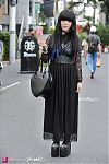 Japanese fashion-Harajuku,Tokyo,NADIA,Romantic Standard,milk,Jeffrey Campbell,CREEPYYEHA