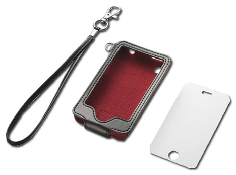 Leather Case for iPhone 3G / 3GS