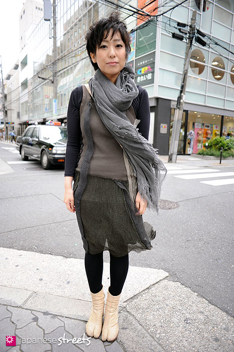 JAPANESE STREETS: Japanese street fashion, street culture and catwalk