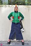 Japanese fashion-Harajuku,Tokyo,cayhane,BELLY BUTTON,TOKYO BOPPER,Vivienne Westwood