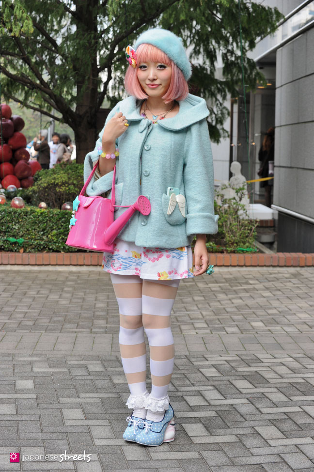 Fashion Japan 50 Coolest Harajuku Looks Of 2013 Straight From Tokyo
