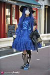 Japanese fashion-Harajuku,Tokyo,Baby the stars shine bright,Metamorphose,Angelic Pretty