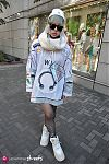 Japanese fashion-Shibuya,Tokyo,Bunka Fashion College,Freak City,W.I.A,Avantgarde,LAXM,UNIQLO,Buffalo