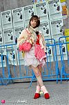 Japanese fashion-Harajuku,Tokyo,Bloc,the Virgin Mary,VILLAGE VANGUARD