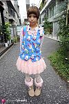 Japanese fashion-Harajuku,Tokyo,Jam Pixy,Candys