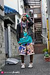 Japanese fashion-Harajuku,Tokyo,Vivienne Westwood,Patrik Soderstam,Bernhard Willhelm,ISSEY MIYAKE