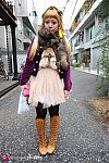 Japanese fashion-Harajuku,Tokyo,Jane Marple,Vivienne Westwood,MEtA