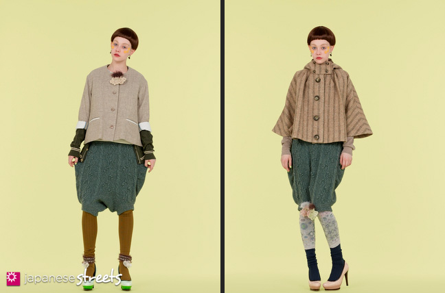 everlasting sprout A/W 2011