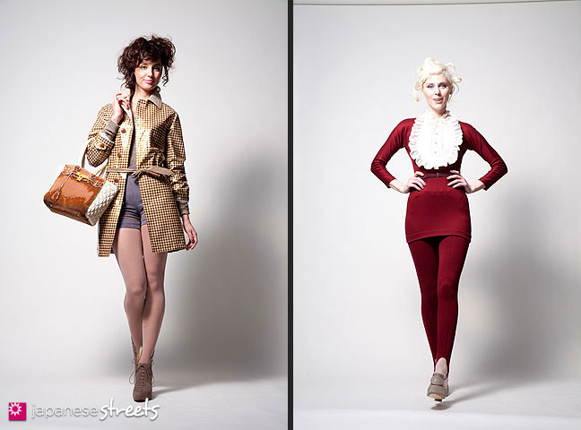 THEATRE PRODUCTS A/W 2011