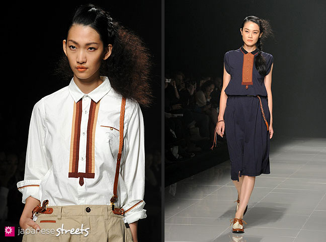 111019-8976-111019-8981: The Dress & Co. HIDEAKI SAKAGUCHI S/S 2012