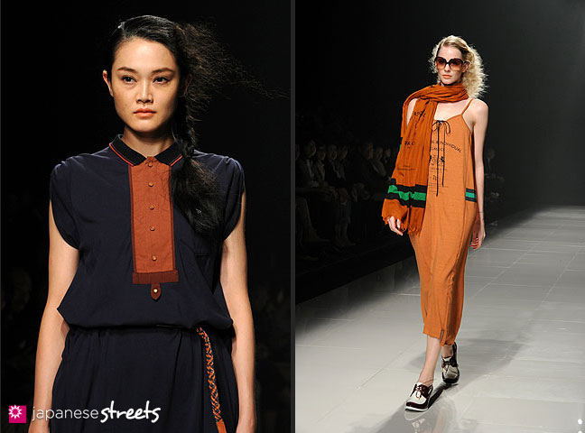 111019-8987-111019-8989: The Dress & Co. HIDEAKI SAKAGUCHI S/S 2012