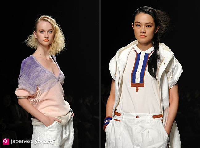 111019-9083-111019-9091: The Dress & Co. HIDEAKI SAKAGUCHI S/S 2012