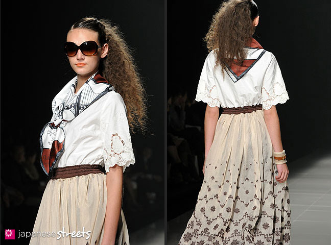 111019-9220-111019-9223: The Dress & Co. HIDEAKI SAKAGUCHI S/S 2012