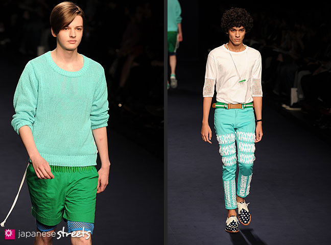 111022-3333-111022-3338: PHENOMENON S/S 2012