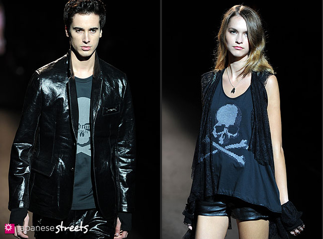 111022-4630-111022-4640: mastermind S/S 2011 Fashion Show at the Japan Fashion Week
