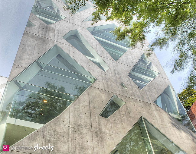 60529-1032: Toyo Ito's Tod's Omotesando Building