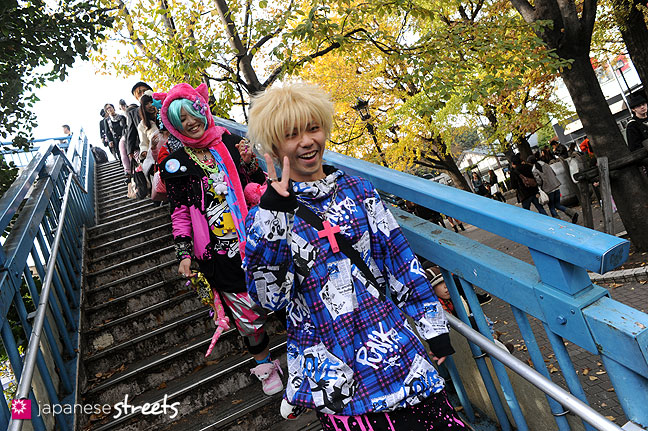 111127-0877: Harajuku Fashion Walk