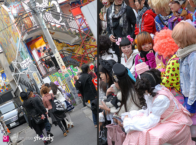 111127-7277-AY-111127-7308-AY: Harajuku Fashion Walk