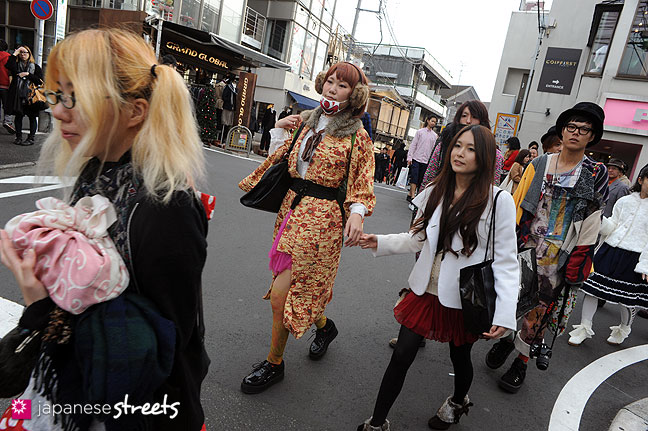 111127-1012: Harajuku Fashion Walk