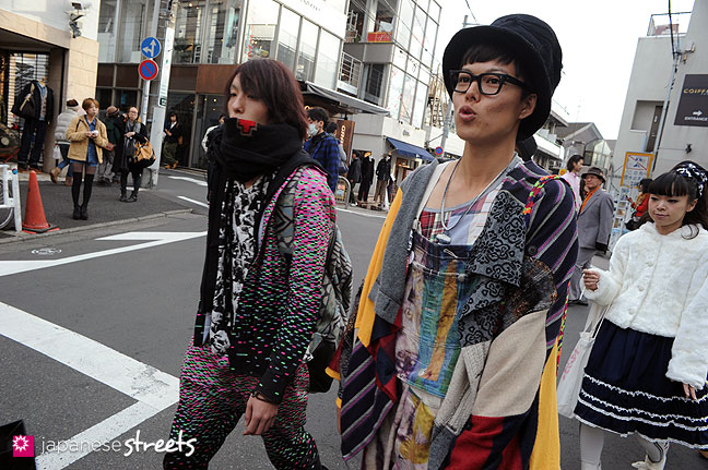 111127-1014: Harajuku Fashion Walk