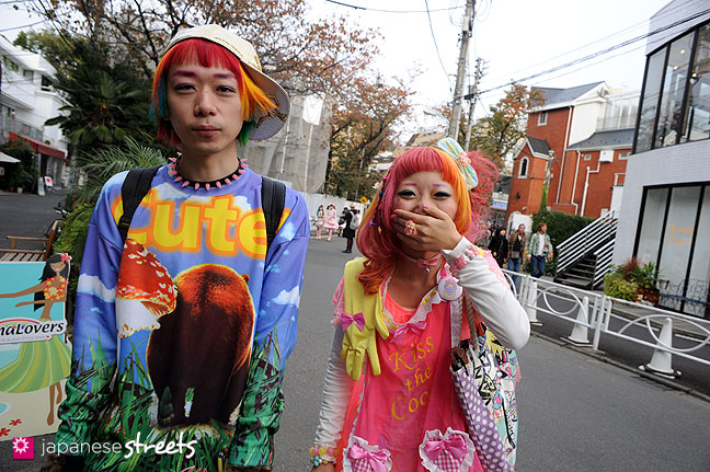 111127-1106: Harajuku Fashion Walk