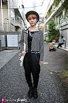 Japanese fashion-Harajuku,PEEK-A-BOO,Platinum,UNIQLO,Forever 21