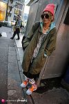 Japanese fashion-Harajuku,Tokyo,American Apparel,Nozomi Ishiguro,PUMA,military surplus