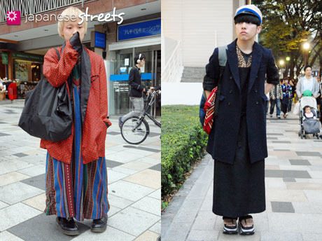 japan men fashion by Japanese fashion brand