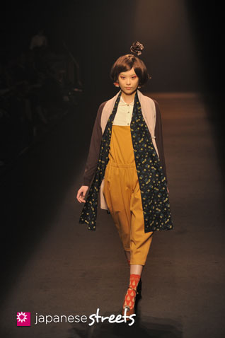120323-4963: Autumn/Winter 2012 Collection of Japanese fashion brand everlasting sprout