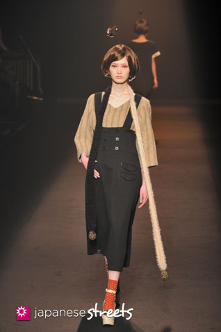 120323-4991: Autumn/Winter 2012 Collection of Japanese fashion brand everlasting sprout