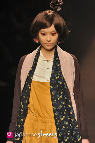 120323-4966: Autumn/Winter 2012 Collection of Japanese fashion brand everlasting sprout
