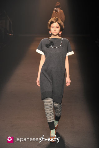 120323-4984: Autumn/Winter 2012 Collection of Japanese fashion brand everlasting sprout