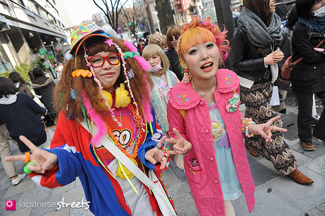 Fashion Japan 9th Harajuku Fashion Walk Tokyo