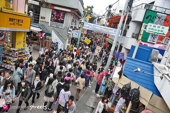 100331-9156: Takeshita-dori in Harajuku, Tokyo