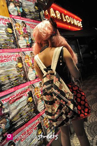 120503-3420: Japanese street fashion in Shibuya, Tokyo