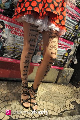 120503-3413: Japanese street fashion in Shibuya, Tokyo